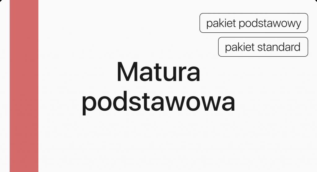 Matura z matematyki korepetycje online   matematma.pl